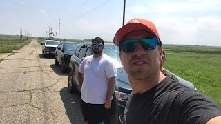 LIVE in northeast South Dakota with significant tornado potential this evening