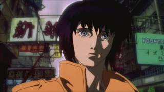 Ghost in the Shell 1995 Trailer (2017 remake style)