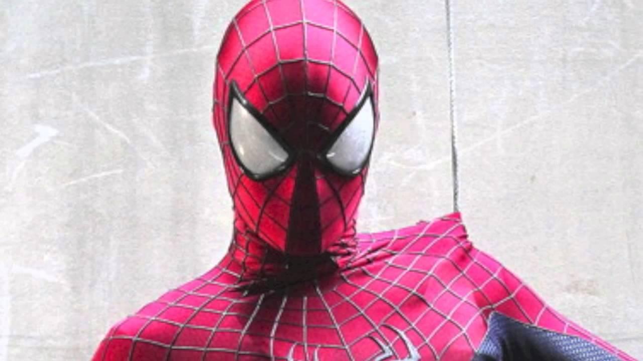 Spider Man Movie Suits Spider-man Movie Costume
