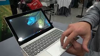"$199 Lenovo Miix 320 10.1"" Windows 10 Laptop/Tablet convertible"