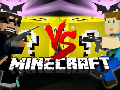 Minecraft: ENDER LUCKY BLOCK CHALLENGE   Eye of the Tiger!!