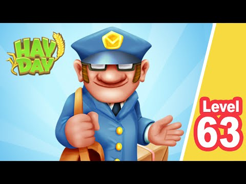 HAY DAY •• LEVEL 63 •• iPad / iPhone / Android Games - SUBSCRIBE