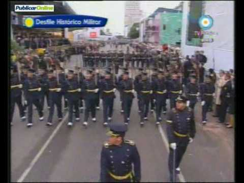 Desfile militar del Bicentenario, Parte 4