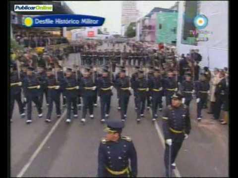 Desfile militar del Bicentenario, Parte 4