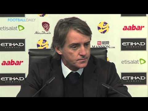 Mancini: 'FA Cup is important for us'
