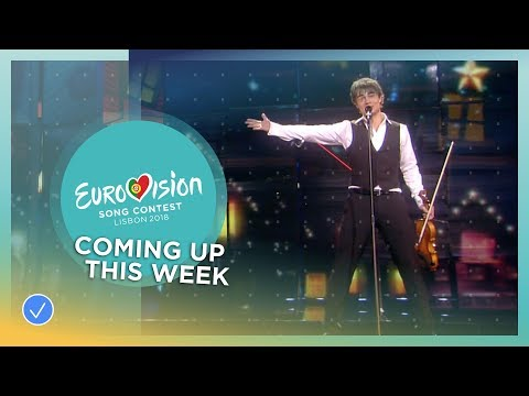 Coming up this week: Eurovision selections from 9 to 11 March