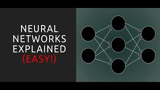 Neural Networks Explained - Machine Learning Tutorial for Beginners