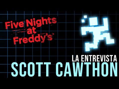 LA ENTREVISTA COMPLETA | Scott Cawthon - El Creador de FNAF | Español (Dawko)
