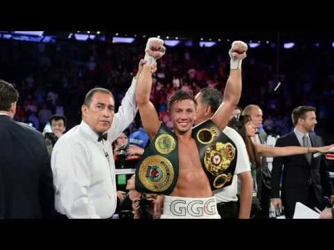 Gennady Golovkin continues his reign of terror in the middleweight division