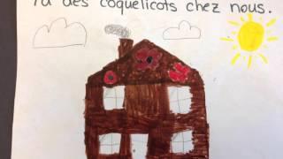 Beau Coquelicot 2eme Annee