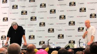 Ohio Comic Con 2012 - Patrick Stewart and John de Lancie Q&A
