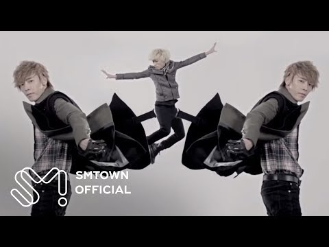 Super Junior _A-CHA_Music Video