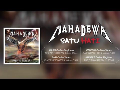Mahadewa Feat. Judika - Satu Hati [Official Lyrics Video]
