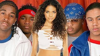 B2K: OMARION & LIL FIZZ'S WEIRD HISTORY OF LOVE TRIANGLES