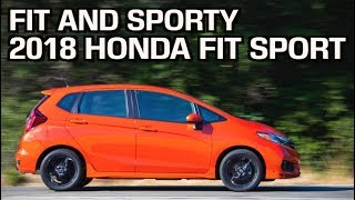 2018 Honda FIT Sport Review on Everyman Driver