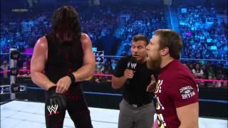 Kane vs. Dolph Ziggler: SmackDown, Oct. 12, 2012