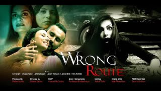 WRONG ROUTE FULL MOVIE (Suspense, Thriller, Romance )