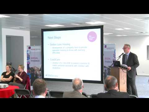 SEWM Social Finance Fair 2012 - Tim Davies-Pugh Speech