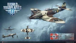 World of Warplanes: Path to the Blohm und Voss P.215.02 - Part 3