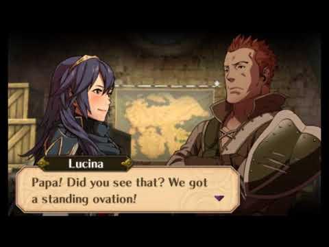 Lucina & Gregor Parent/Child Support Conversations