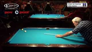 PT 16 - Mercer 25 - Mike Massey vs Shane VanBoening