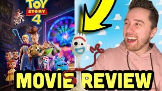 Toy Story 4 - Movie Review   Why I Loved Toy Story 4!