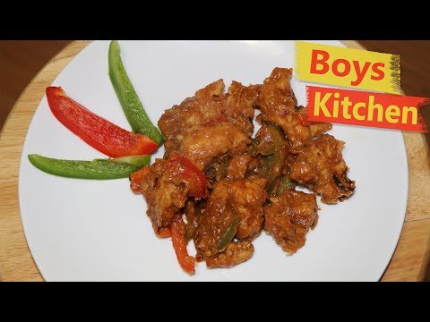 Chicken 555 | Boys Kitchen