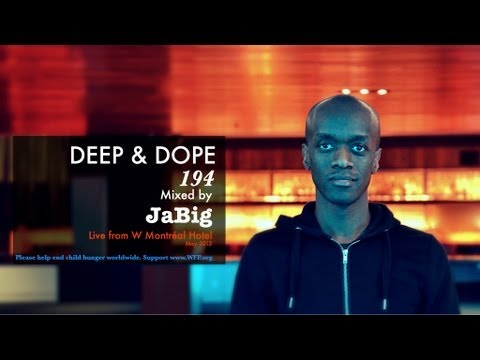 4 Hour Deep House Music Playlist by JaBig: 2013 Background Mix for Studying, Concentration, Work