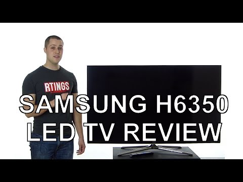 Samsung H6350 LED TV Review