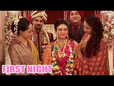 Naren & Pari's FIRST NIGHT of WEDDING  in Pavitra Rishta 10th July 2014 FULL EPISODE
