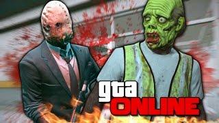 GTA 5 Online (Маньяк) - Кровожадный Убийца! #160