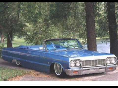 Dr. Dre ft. Snoop Dogg - Let Me Ride (with 1964 Impala lowrider slideshow) Video