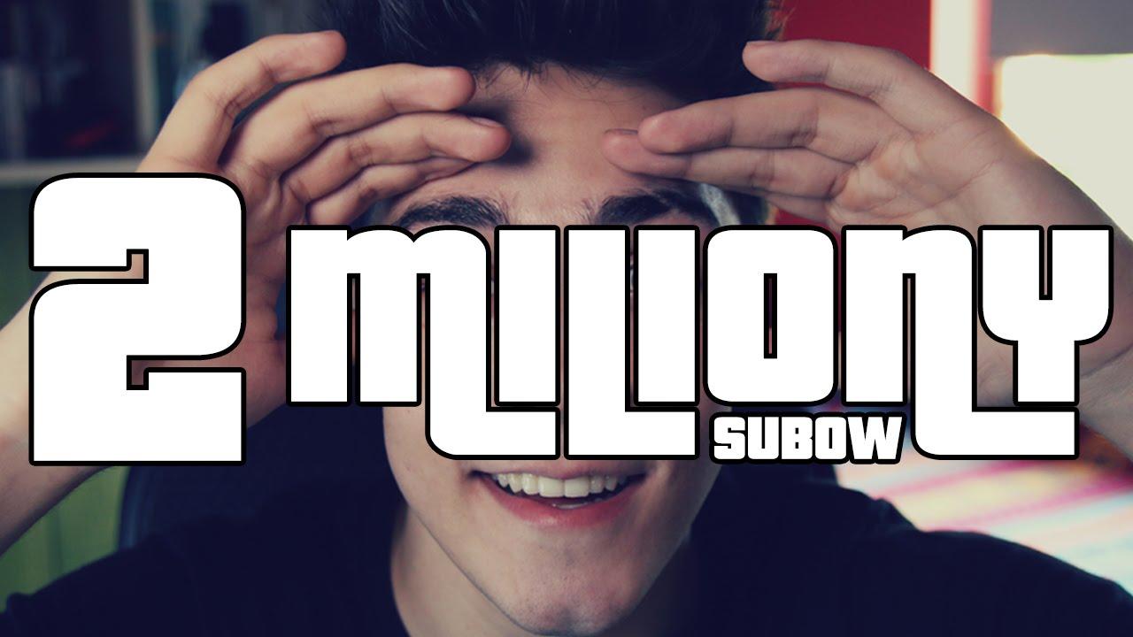 2 MILIONY SUBÓW! (film od przyjaciół)