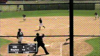 Kayla English Throws a Perfect Game!