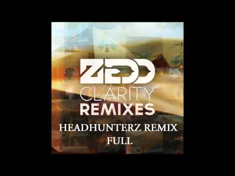 Zedd - Clarity (Feat. Foxes) (Headhunterz Remix) HQ