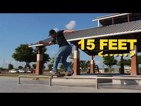 15 Ft Rail Challenge