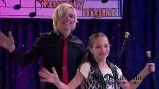 Maddie Ziegler on Austin and Ally (Homework & Hidden Talents)