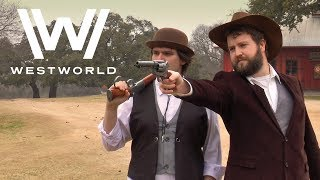 Westworld: I Am Not a Robot