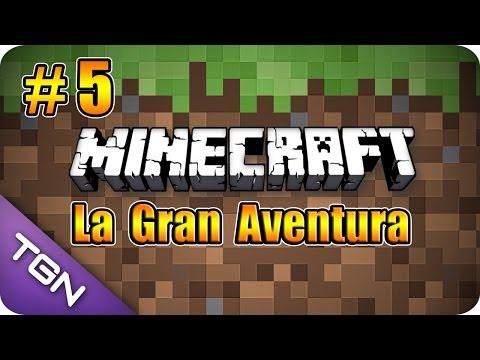Minecraft La Gran Aventura Capitulo 5 La Casa del Árbol HD 720p