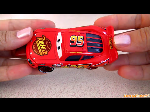 Cars  Diecast Lightning Mcqueen And Sally Toysrus