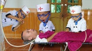 Sick Song Children Songs & Nursery Rhymes 病気の歌 Kids Toys Colors #5
