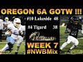 2018 WEEK 7:  Lakeridge (OR) 48 at Tigard (OR) 38 #NWBMix from 10/12/2018