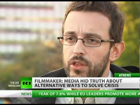 EU Slavery: Media hiding truth about debt crisis