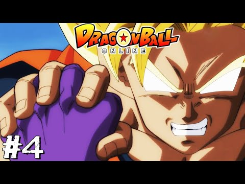 Dragonball Online - Dragonball MMO - PART 4 - The New Z-Fighters