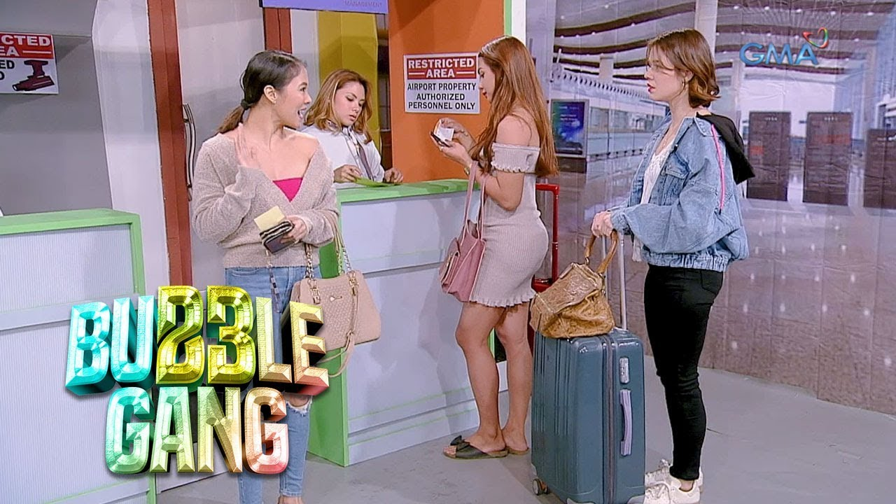 Bubble Gang: Perks of being Marjorie