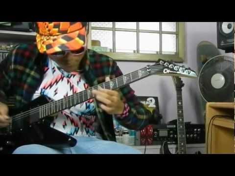 Metalboy - Canon in D (Rock Guitar Cover)
