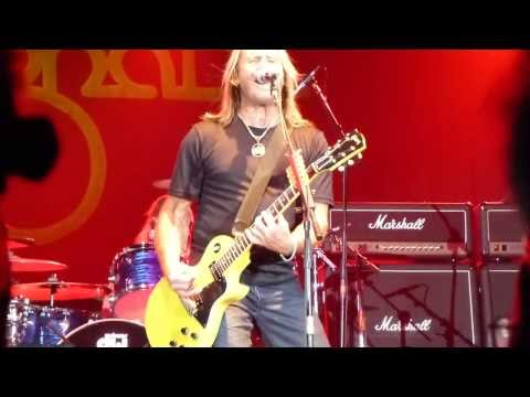 FOGHAT ~ SAN MATEO EXPO CENTER LIVE CONCERT~ CALIFORNIA 6-10-2012 PT.3