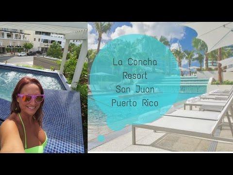 LA CONCHA RESORT – SAN JUAN, PUERTO RICO  ★ ROOM REVIEW! ★