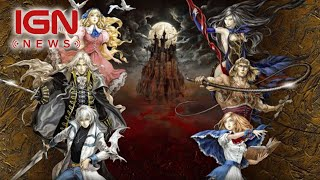 New Castlevania Game Coming to iOS - IGN News