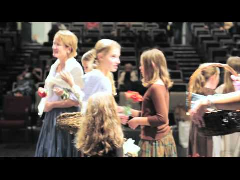 Theatre Workshop of Nantucket - Behind the scenes of Oliver
